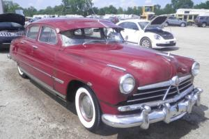 ONLY 31,651 miles BEAUTIFUL DASH  ALL ORIGINAL 50's car