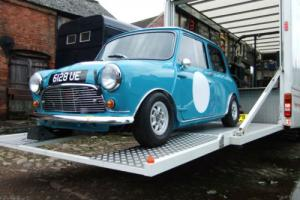 Mini Historic Race Prepared