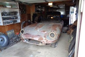 Jaguar : E-Type E TYPE Photo