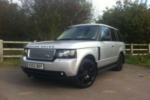 2010 UPGRADE Land Rover Range Rover 4.4 Vogue Silver ** FSH **