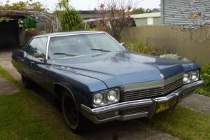 1972 Buick Electra Limited 7 5L V8 455 Cubic Inch RHD BIG Block in Corrimal, NSW