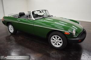 British Racing Green not Austin Healey Sprite MGA GT Photo