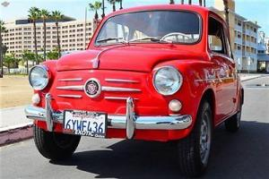 Fiat : Other 750 Abarth look