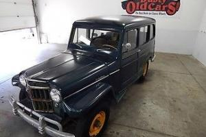 Willys : Other Runs&Drives 4WD Great Body Excel Inter VGood
