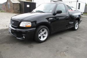 2003 FORD F150 LIGHTNING 5.4 LITRE SUPERCHARGED AUTOMATIC 66,000 MILES