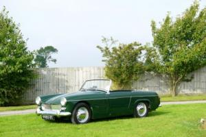 1961 MG Midget MK 1 Rare 948cc Model Gan 1. Only 2 Previous Owners From New