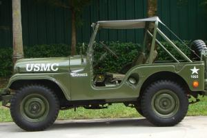Jeep : CJ CJ ARMY JEEP