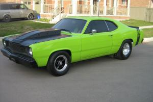 Plymouth : Duster Base