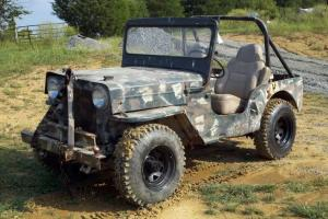 Willys : CJ