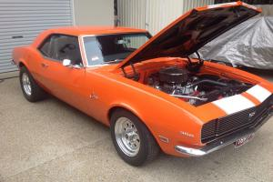 RS SS Camaro in Rhyll, VIC