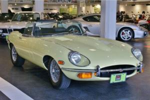 Jaguar : E-Type Series II Photo