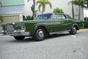 Lincoln : Continental CONTINENTAL MARK III