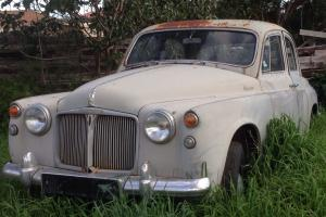 1959 Rover P4 in Portarlington, VIC