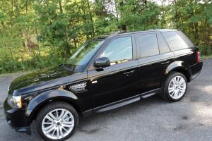 RANGE ROVER SPORT HSE LUXURY ED.*FULL WARRANTY*NEW