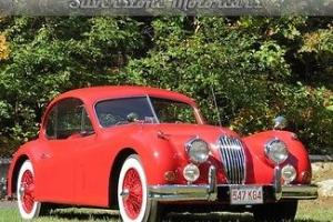 "Jaguar : XK 140 - Type ""C"" Photo"