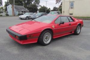 Lotus : Esprit S3 Photo
