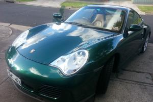 Porsche 911 Turbo 4WD 2001 2D Coupe 5 SP Automatic Tiptr 3 6L Twin in Pascoe Vale, VIC