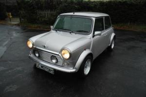 1999 Rover Mini Balmoral in Platinum Silver