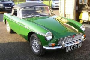 1964 (B) MG MGB Roadster Photo