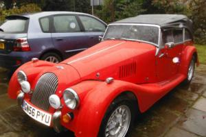 Morgan Roadster V6 3.0 Four Seater Tourer Photo