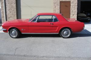 Ford : Mustang Black