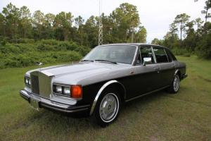 Call Now! 1985 Rolls Royce Silver Spur Mint Call me NOW Photo