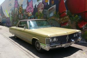Chrysler : Imperial LeBaron