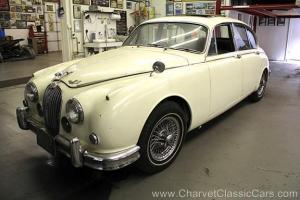 Jaguar : Other Mark II 3.8 Soft Top Saloon