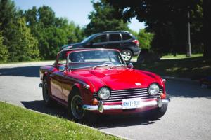Triumph : Other TR250 Surrey Top Photo