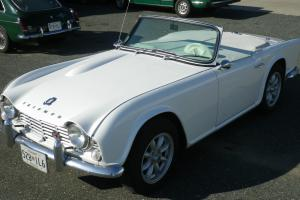 Triumph : Other 2 door convertible Photo