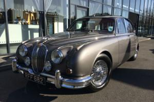 Jaguar 3.4/340 Full Restoration