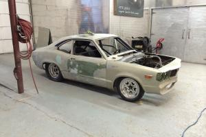 "Mazda Rx-3 pro street/drag project full chassis 9"" for Sale"