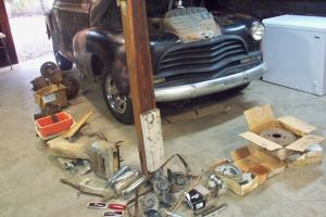 1947, 1948, Chevy, Chevrolet, Rat Rod, Coupe, Sedan