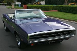Dodge : Charger CONVERTIBLE - CUSTOM - 7K MILES