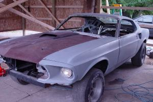 Ford : Mustang mach one