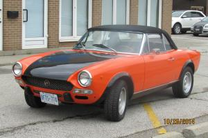 Fiat : Other Convertible
