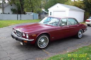 Jaguar : XJ6 -- Photo