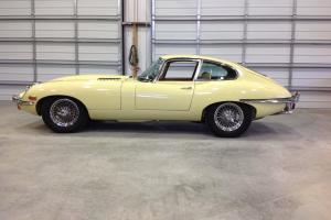 Jaguar : E-Type XKE Coupe