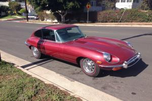 Jaguar : E-Type Coupe 2+2