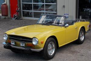 Triumph : TR-6 BASE Photo