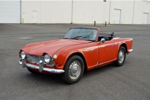 Triumph : Other TR4 Photo