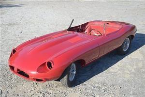 Jaguar : E-Type XKE ROADSTER
