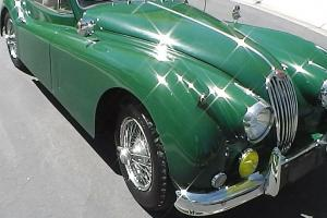 Jaguar : XK Fixed Head Coupe Photo