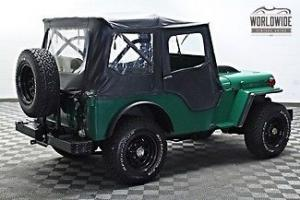 Jeep : CJ price Reduced for Quick sale. Make offer!