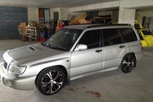 Subaru Forester GT 2000 4D Wagon 5 SP Manual 2L Turbo Mpfi in Springwood, QLD