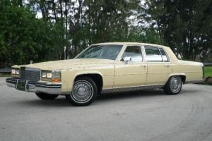 Cadillac : Other BROUGHAM