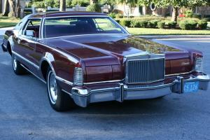 Lincoln : Mark Series MARK IV -RARE PUCCI ORIGINAL