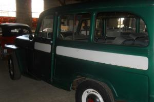 Willys : Willys Wagon 2 door wagon