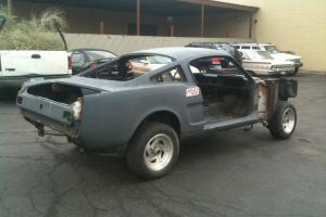Ford : Mustang no trim