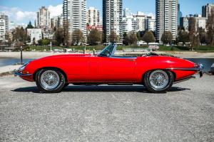 Jaguar : E-Type XKE Series 1